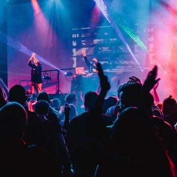 Концертные, театральные залы