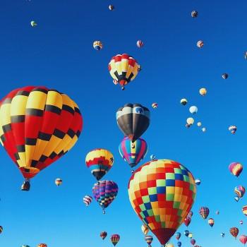 Прогулки на воздушном шаре