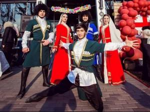 """Шоу-балет """"Кавказ"""""""